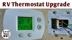 rv thermostat upgrade mod honeywell focuspro 5000 rv thermostat upgrade mod honeywell focuspro 5000