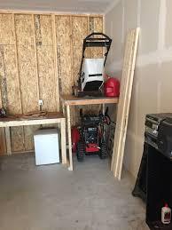 garage ideas lawn mower garage storage ideas diy for kitchen kobalt lift system shed tractor box