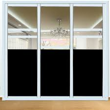 How To Light Proof A Door Us 10 6 9 Off 50cm X 200cm 100 Light Proof Black Solar Tint Window Film Stickers Uv Reflective Pet Film 20x78 74 In Decorative Films From Home