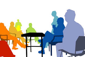 round table meeting clipart