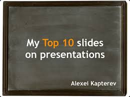 my top slides on presentations jpg cb  my top 10 slides on presentations alexei