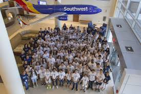 southwest airlines college internships evolve to campus reach southwest summer camp 2016