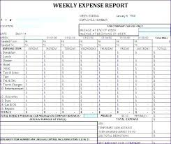 Free Business Expense Log Template Excel Travel Book Vehicle Mileage