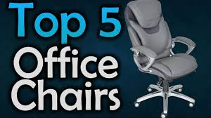 best office chairs the top 5 office chairs in 2017