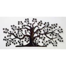click for larger or alternate views on white tree of life metal wall art with tree of life metal wall art inside out