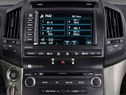 Image: 2011 Toyota Land Cruiser 4-door 4WD (GS) Audio System, size ...