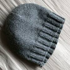 Free Knitted Hat Patterns On Circular Needles Adorable Quick Easy Knitting Patterns Free Crochet And Knit