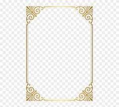 free png border frame