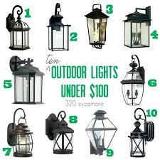 farmhouse outdoor lighting best outdoor lighting ideas images on outdoor lighting garden and good ideas urban farmhouse outdoor lighting