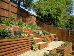 Medium Sized Backyard Landscape Ideas With Grass And Bamboo Images Of Backyard Landscaping Ideas