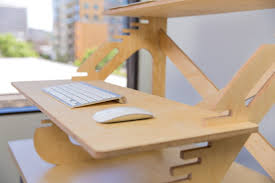 Image of: Portable Standing Desk Top