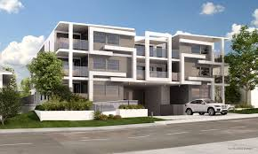 Pleasant Design Ideas Small Apartment Building Apartments Complex On Home.