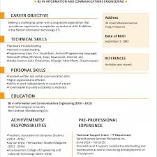 Technical Writer Resume Template Examples Of Good Sample Resumes Writing Resume Objective Cover 58