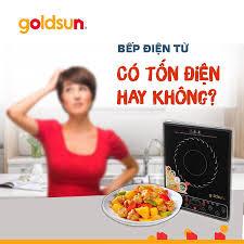 GOLDSUN VIETNAM - ❓BẾP ĐIỆN TỪ CÓ TỐN ĐIỆN HAY KHÔNG? ➡️Nhiều mẹ nội trợ  nghĩ rằng dùng bếp điện từ sẽ tốn điện và không tiết kiệm? 📌Trên thực tế,  sử