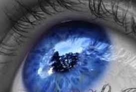 Resultado de imagem para olhos azuis,cabelos brancos