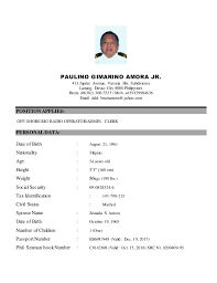 Gmdss Radio Operator Sample Resume Custom LATEST RESUMEOct44