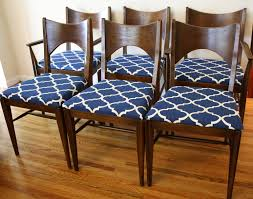 fabric for reupholstering dining room chairs home design