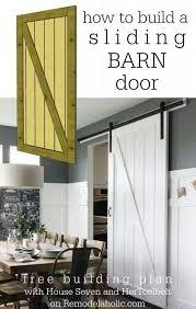 easy diy barn door track. Simple DIY Barn Door Tutorial Easy Diy Track