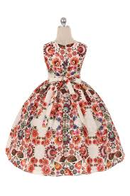 Floral Pattern Dress Custom Design Inspiration