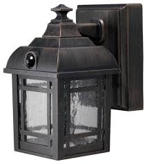 bronze wireless led craftsman style porch light traditional in outdoor wall lights motion sensor ideas
