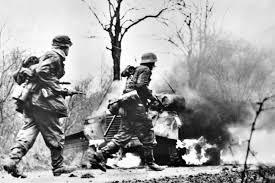 Battle Of The Bulge Casualties Chart World War Ii Battle Of The Bulge