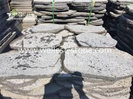 china garden stones random round shape lava stone stepping stones china stepping stone garden stone