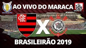 FLAMENGO X CORINTHIANS AO VIVO DO MARACANÃ   30ª RODADA BRASILEIRÃO 2019 -  NARRAÇÃO RUBRO-NEGRA - YouTube