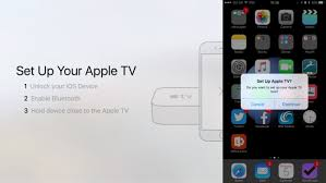 how to set up apple tv alphr how to set up apple tv set up device ios prompt