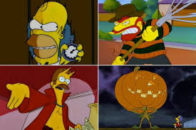 Treehouse Of Horror I  Dead Homer SocietySimpsons Treehouse Of Horror Raven
