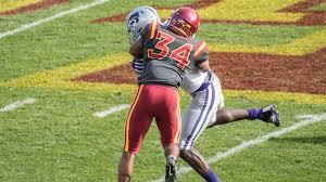 Nigel Tribune Football Iowa State University Athletics