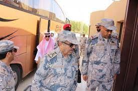 جريدة الرياض | مدير حرس الحدود يتفقّد قطاعات حرس الحدود في منطقة نجران  والمنطقة الشرقية