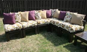 Blue Outdoor Furniture Cushions Stylish Outdoor Furniture