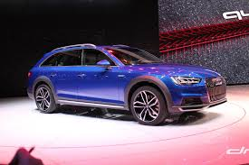 2017 Audi A4 Allroad Debuts At Detroit Auto Show: Live Photos And ...