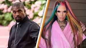 Vermeende nieuwe lover Kanye West ...