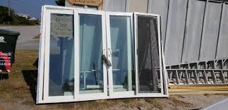 9 4 panel sliding glass door 1100