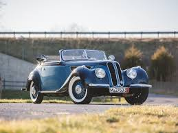 BMW Convertible bmw for sale japan : RM Sotheby's - 1941 BMW 327 Cabriolet | Arizona 2018