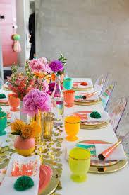 Découvrir la décoration de table anniversaire en 50 images!