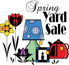 garage yard flyers clipart clipartix garage yard clip art clipart 4
