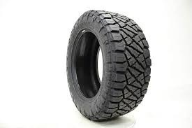 Nitto Ridge Grappler All_ Season Radial Tire Lt295 55r20 E 123 120q 123q