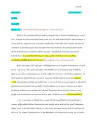 005 Examplepaper Page 1 Research Paper Citation Museumlegs