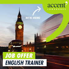 accent languages linkedin patient and flexible > you have excellent communication and interpersonal skills > you have your own car > 1 year of teaching experience is an asset