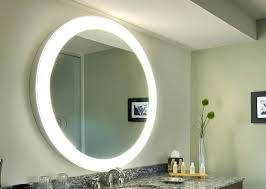 vanity mirror lighting. Amazon Wall Mounted Lighted Vanity Mirror Lighting D