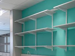 24 photos gallery of wall mounted wire shelving ideas