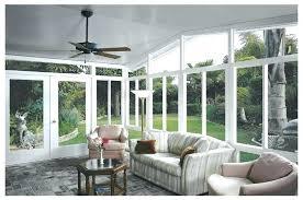 enclosed patio rooms cost room garden kits