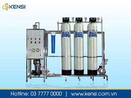 Báo giá hệ thống máy lọc nước RO công nghiệp 300L/h giá rẻ