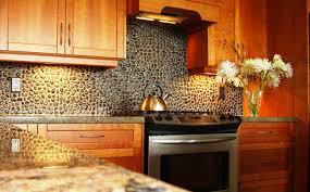 Small Kitchen Backsplash Elegant Brown Kitchen Cabinets Backsplash Designs Kitchen