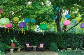 view in gallery paper lanterns add color and vivacious charm to the patio without costing a fortune from