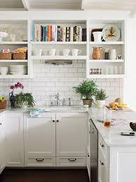 First Rate Kitchen Display Vignette Design Cabinets Vs Open Shelves And The  Art Of