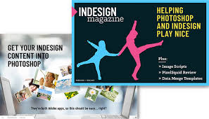 Indesign Magazine From Indesign To Photoshop Indesign Magazine Article Conrad