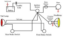simple bobber wiring diagram wiring diagram and hernes simple chopper wiring diagram